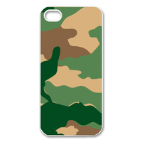 Camouflage Case for Iphone 5