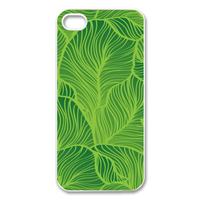 Tree leaf Case for Iphone 5