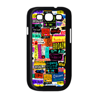 personalized Case for Samsung Galaxy S3 I9300