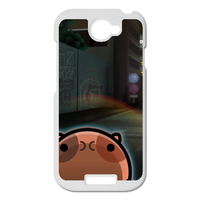cartoon city life Personalized Case for HTC ONE S