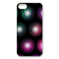 color wave beads Case for Iphone 5