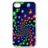 colorful beads Case for iPhone 4,4S