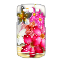 nice roses Case for Samsung Galaxy S3 I9300 (3D)