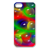 colorful hoodles Case for Iphone 5
