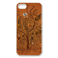 music tree Case for Iphone 5