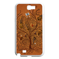 music tree Case for Samsung Galaxy Note 2 N7100