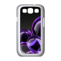 purple bubbles Case for Samsung Galaxy S3 I9300