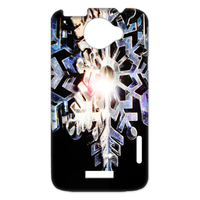 snowflake Case for HTC One X +