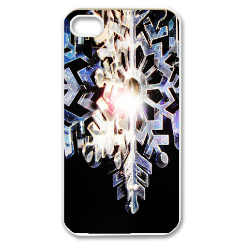snowflake Case for iPhone 4,4S