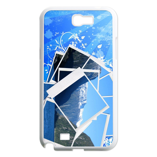 3D pictures Case for Samsung Galaxy Note 2 N7100