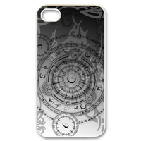 clock the time Case for iPhone 4,4S