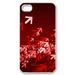 red arrow Case for iPhone 4,4S