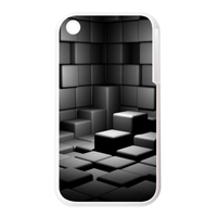square space Personalized Cases for the IPhone 3