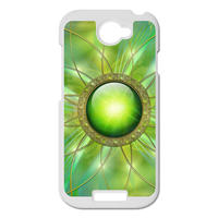sun flower Personalized Case for HTC ONE S