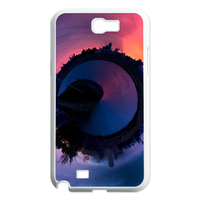 black hole Case for Samsung Galaxy Note 2 N7100