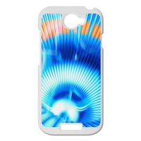 blue picture Personalized Case for HTC ONE S