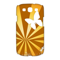 free butterfly Case for Samsung Galaxy S3 I9300 (3D)
