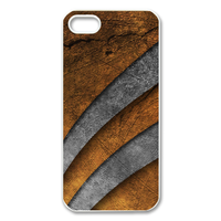 gold wall Case for Iphone 5