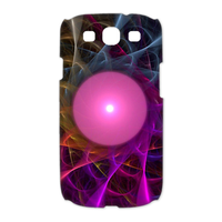pink pearl Case for Samsung Galaxy S3 I9300 (3D)