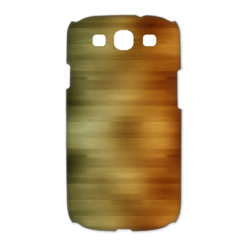 wood cover Case for Samsung Galaxy S3 I9300 (3D)