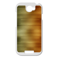 wood cover Personalized Case for HTC ONE S