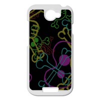 bones picture Personalized Case for HTC ONE S