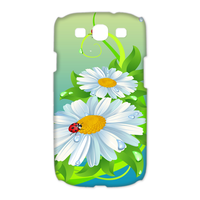 daisy Case for Samsung Galaxy S3 I9300 (3D)
