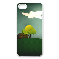 green garden Case for Iphone 5