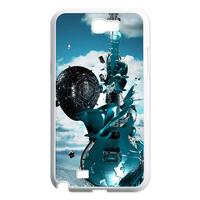 guitar design Case for Samsung Galaxy Note 2 N7100