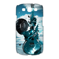 guitar design Case for Samsung Galaxy S3 I9300 (3D)