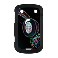 earphone music Case for BlackBerry Bold Touch 9900