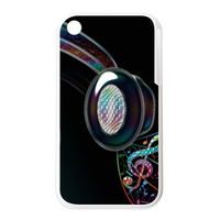 earphone music Personalized Cases for the IPhone 3