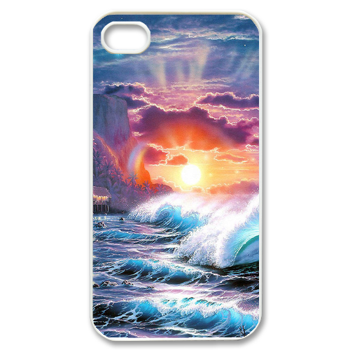 natural scenery Case for iPhone 4,4S