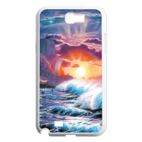 natural scenery Case for Samsung Galaxy Note 2 N7100
