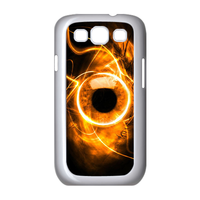 the eye with fire Case for Samsung Galaxy S3 I9300