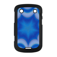 blue designs Case for BlackBerry Bold Touch 9900