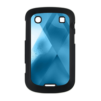 blue X Case for BlackBerry Bold Touch 9900
