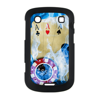 poker AAA Case for BlackBerry Bold Touch 9900
