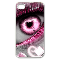 eyes design Case for iPhone 4,4S