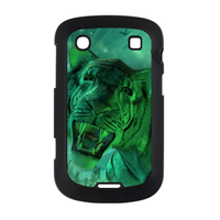 green tiger Case for BlackBerry Bold Touch 9900