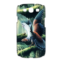 king eagle Case for Samsung Galaxy S3 I9300 (3D)