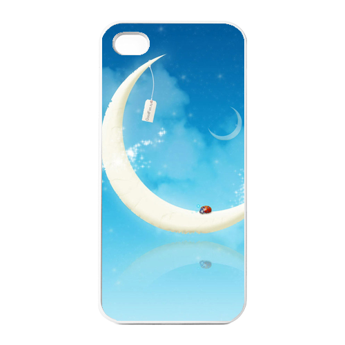 moons Charging Case for Iphone 4