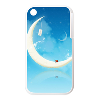 moons Personalized Cases for the IPhone 3