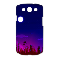 night fall Case for Samsung Galaxy S3 I9300 (3D)