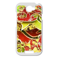 paper cut Personalized Case for HTC ONE S