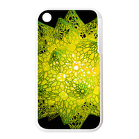 yellow cover Personalized Cases for the IPhone 3