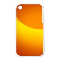 orange Personalized Cases for the IPhone 3