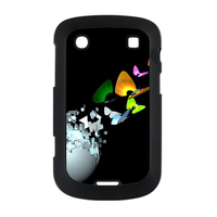 the earth with the butterflies Case for BlackBerry Bold Touch 9900