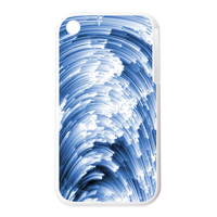 the sea wave Personalized Cases for the IPhone 3
