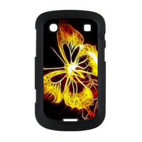 burning butterfly Case for BlackBerry Bold Touch 9900